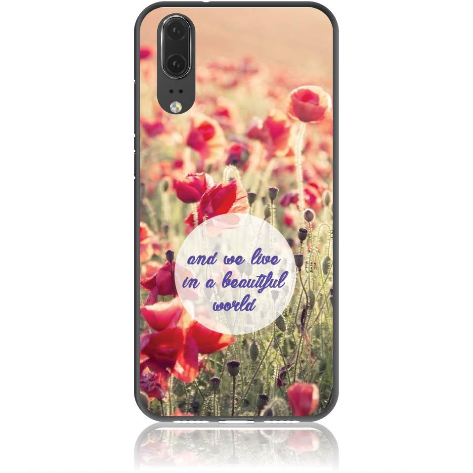 Case Design 50231  -  Huawei P20  -  Soft Tpu Case