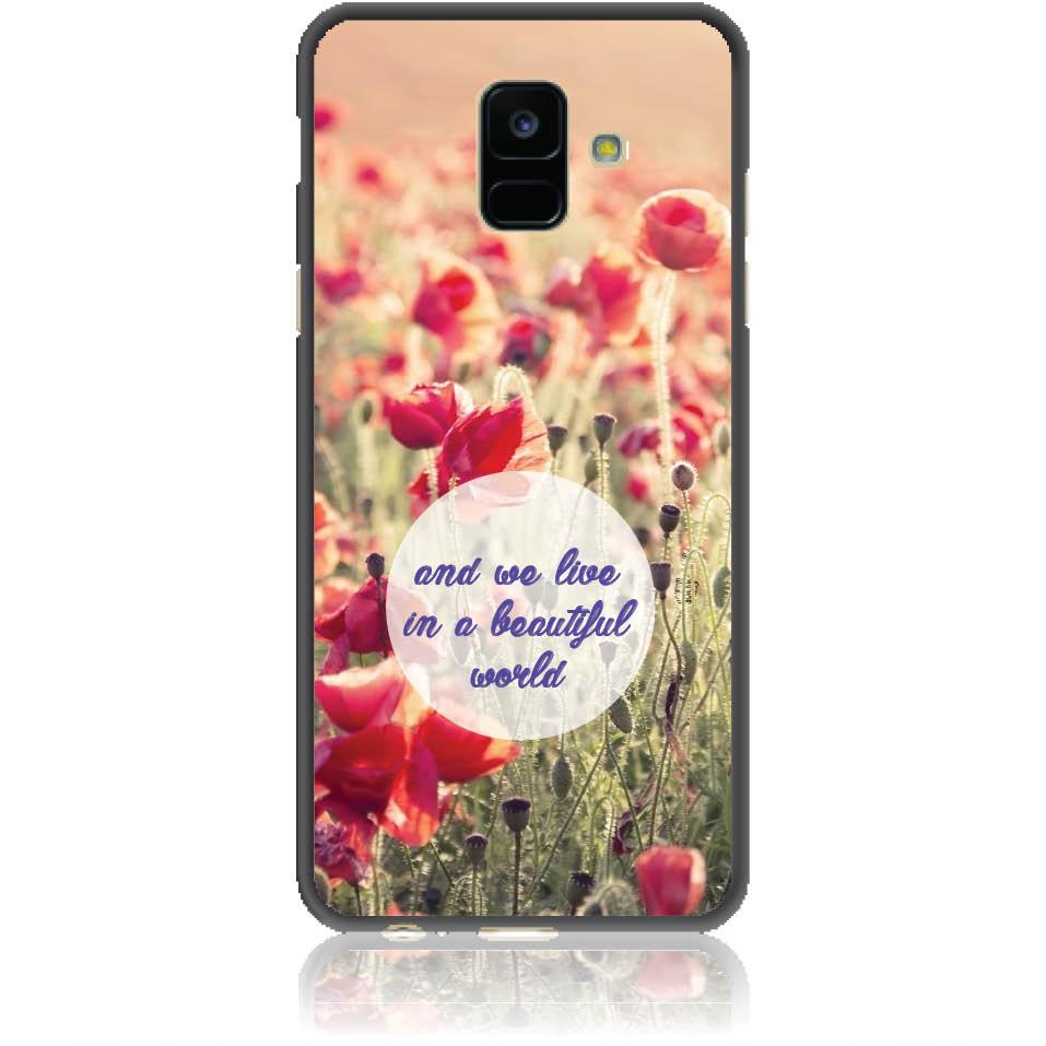 Case Design 50231  -  Samsung Galaxy A6 (2018)  -  Soft Tpu Case
