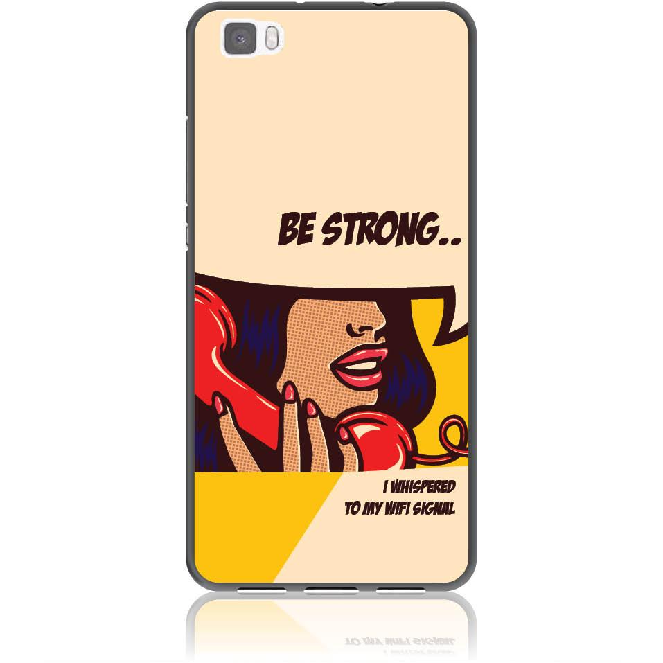 Case Design 50234  -  Huawei P8 Lite  -  Soft Tpu Case