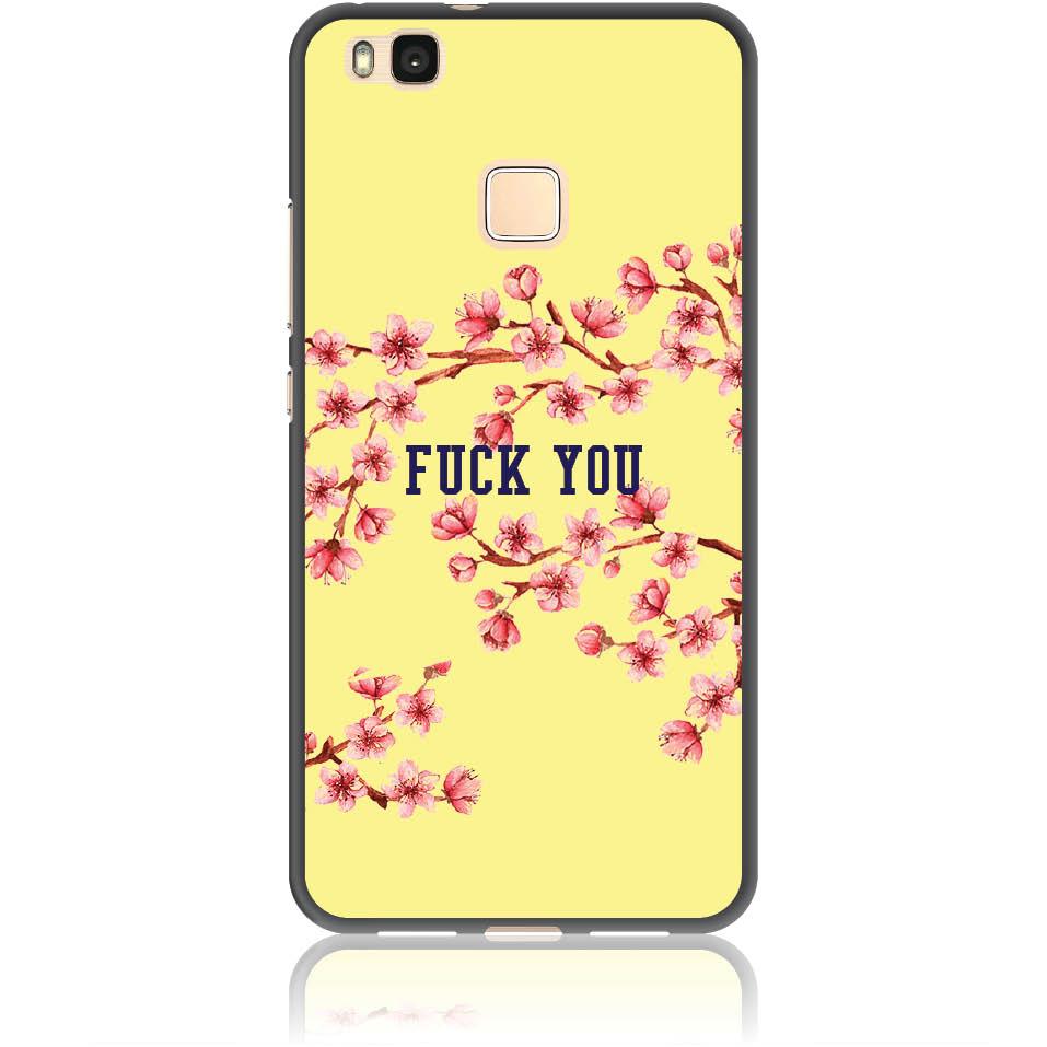 Smells Like A Fuck You Phone Case Design 50237  -  Huawei P9 Lite (2016)  -  Soft Tpu Case