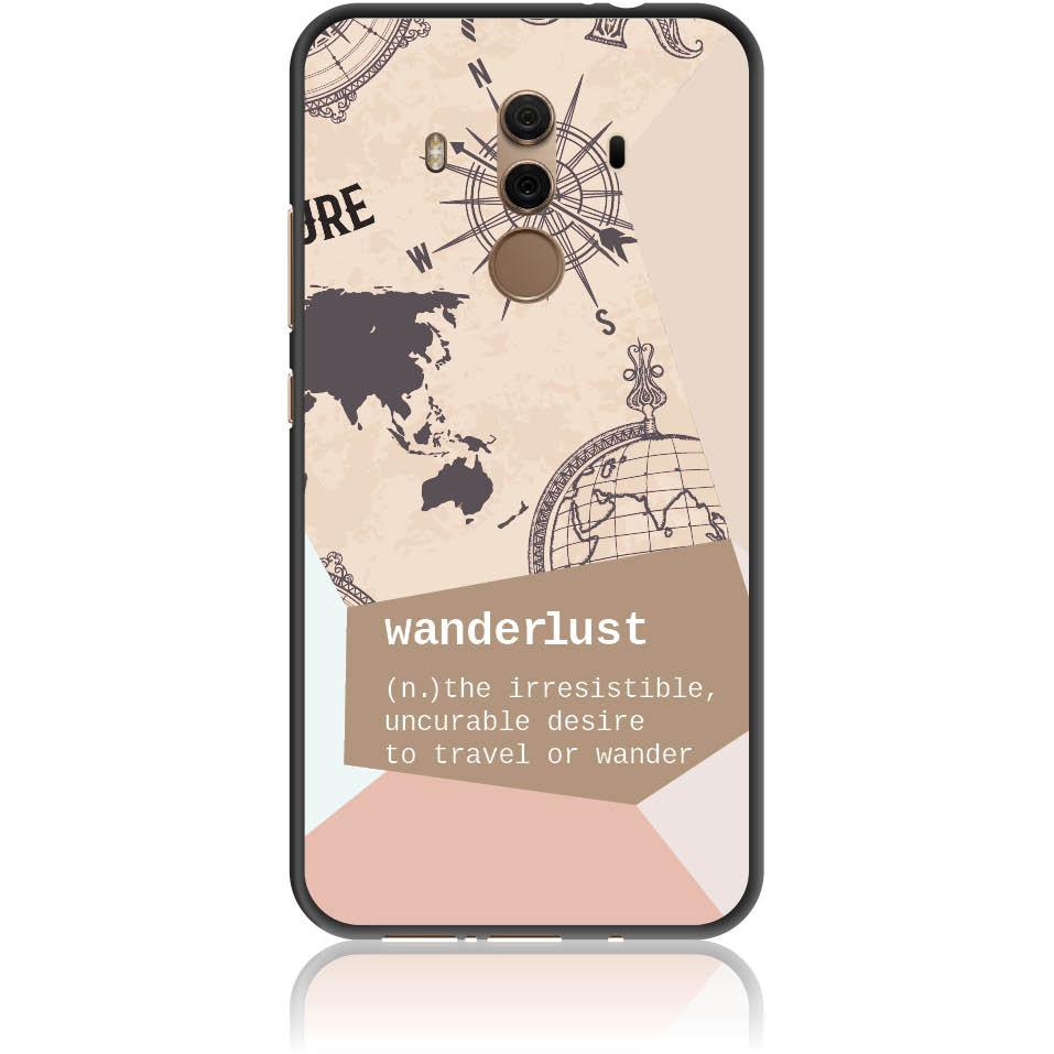 Case Design 50253  -  Huawei Mate 10 Pro  -  Soft Tpu Case