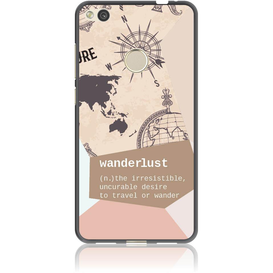 Case Design 50253  -  Honor 8 Lite  -  Soft Tpu Case