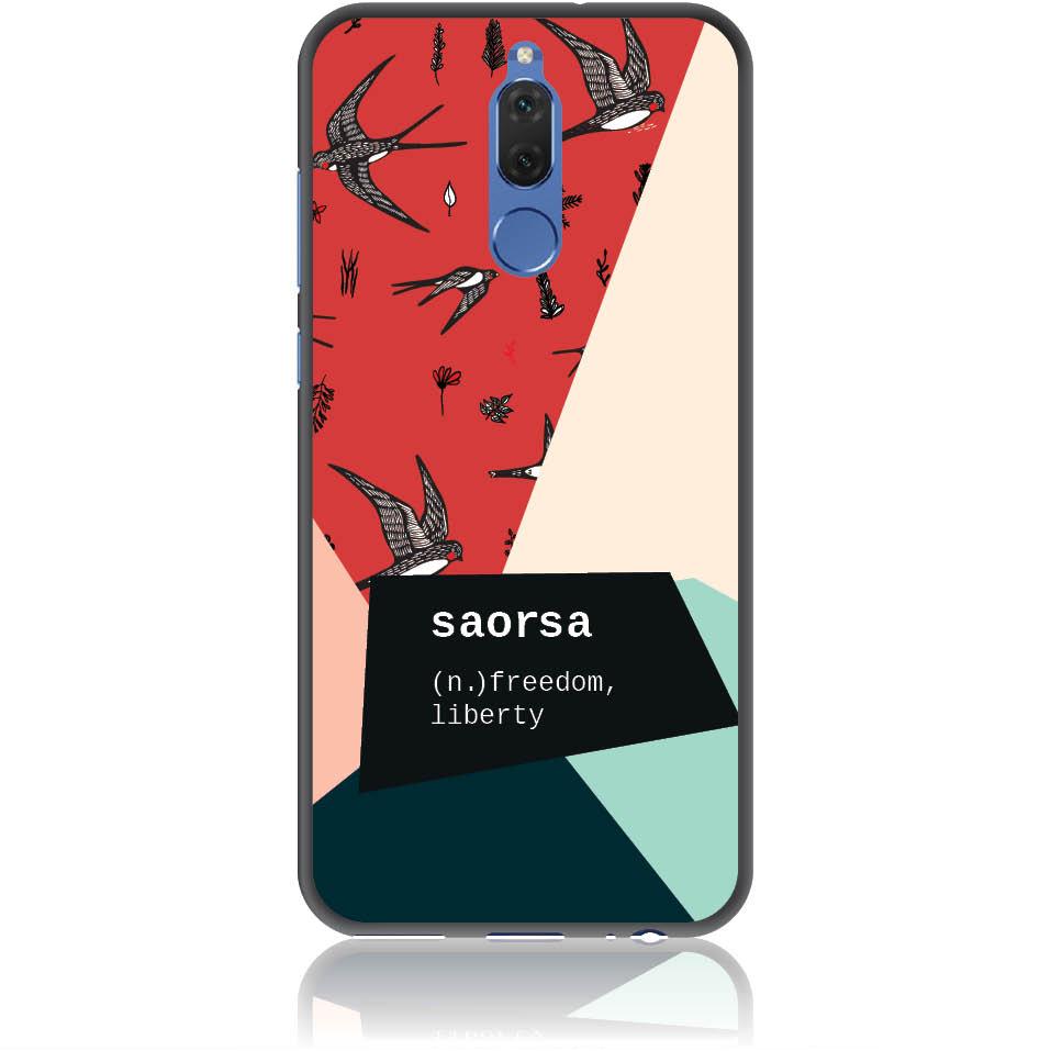 Case Design 50255  -  Huawei Nova 2i  -  Soft Tpu Case