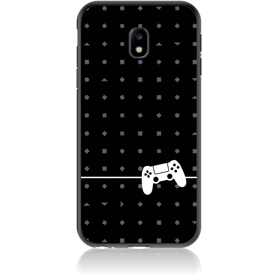 Nation Playstation Phone Case Design 50262  -  Samsung Galaxy J3 (2017) J330  -  Soft Tpu Case