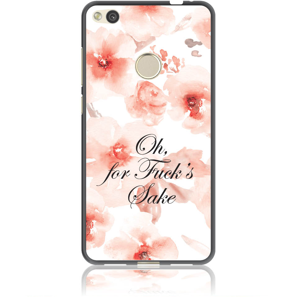 Fuck's Shake Phone Case Design 50263  -  Huawei P8 -