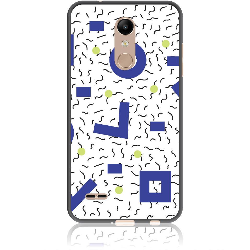 Case Design 50286  -  Lg K10 (2018)  -  Soft Tpu Case