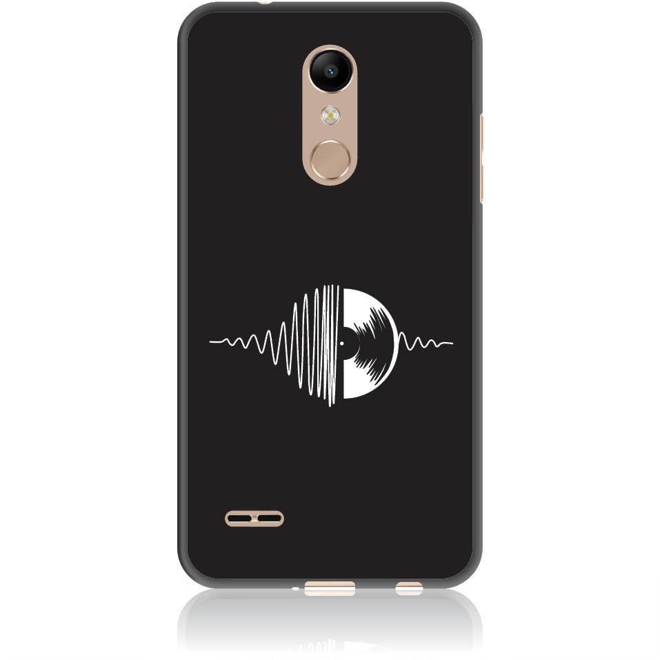 Case Design 50289  -  Lg K10 (2018)  -  Soft Tpu Case