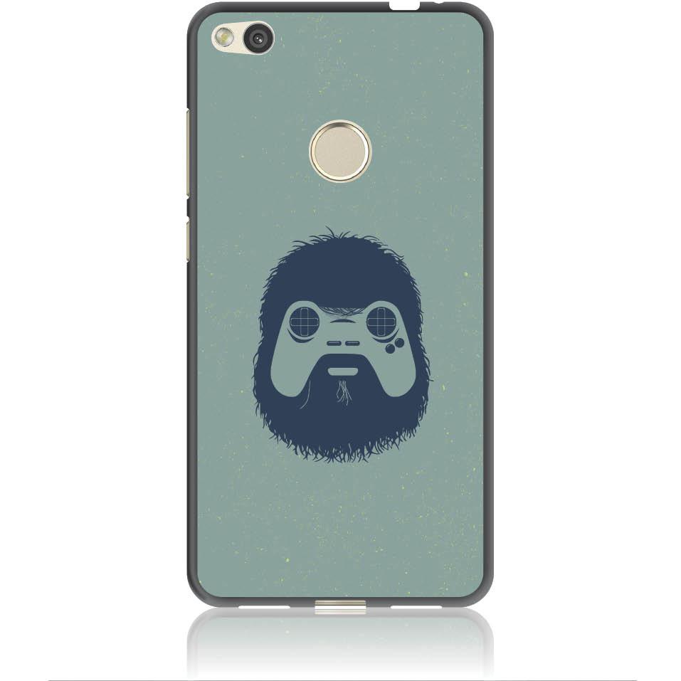 Game Face On Phone Case Design 50299  -  Huawei Nova Lite  -  Soft Tpu Case