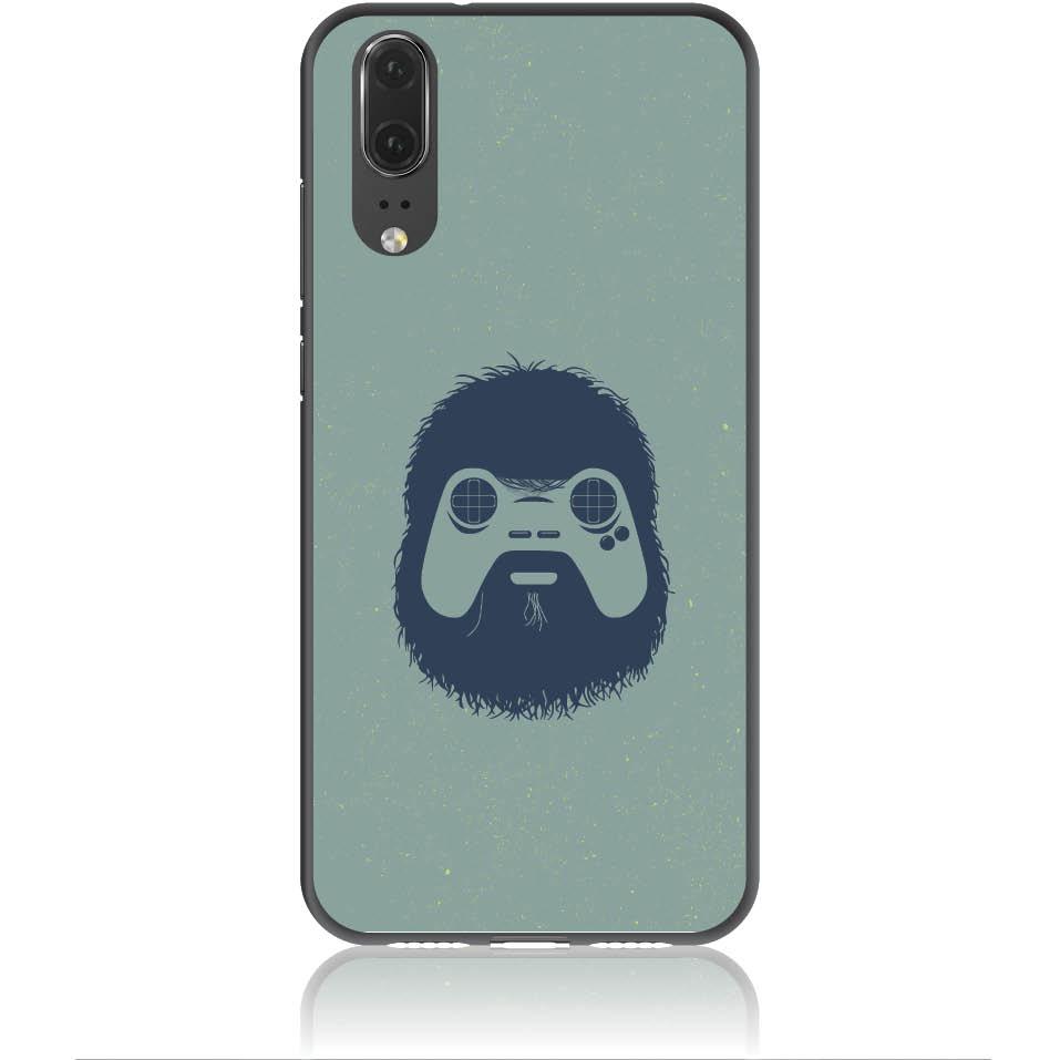 Game Face On Phone Case Design 50299  -  Huawei P20  -  Soft Tpu Case