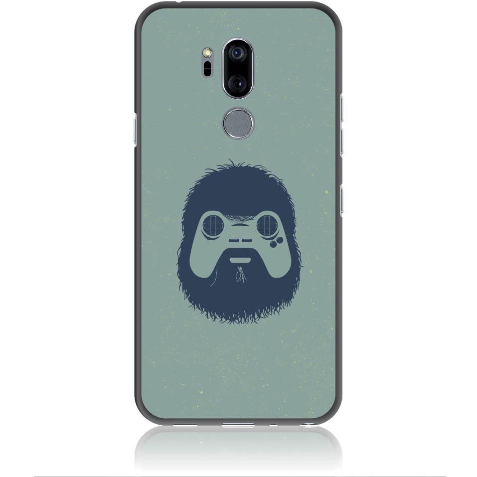 Game Face On Phone Case Design 50299  -  Lg G7 Thinq  -  Soft Tpu Case