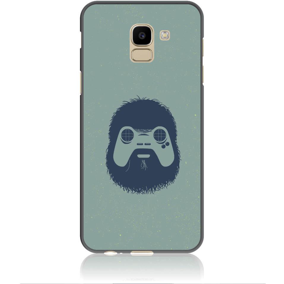 Game Face On Phone Case Design 50299  -  Samsung Galaxy J6  -  Soft Tpu Case