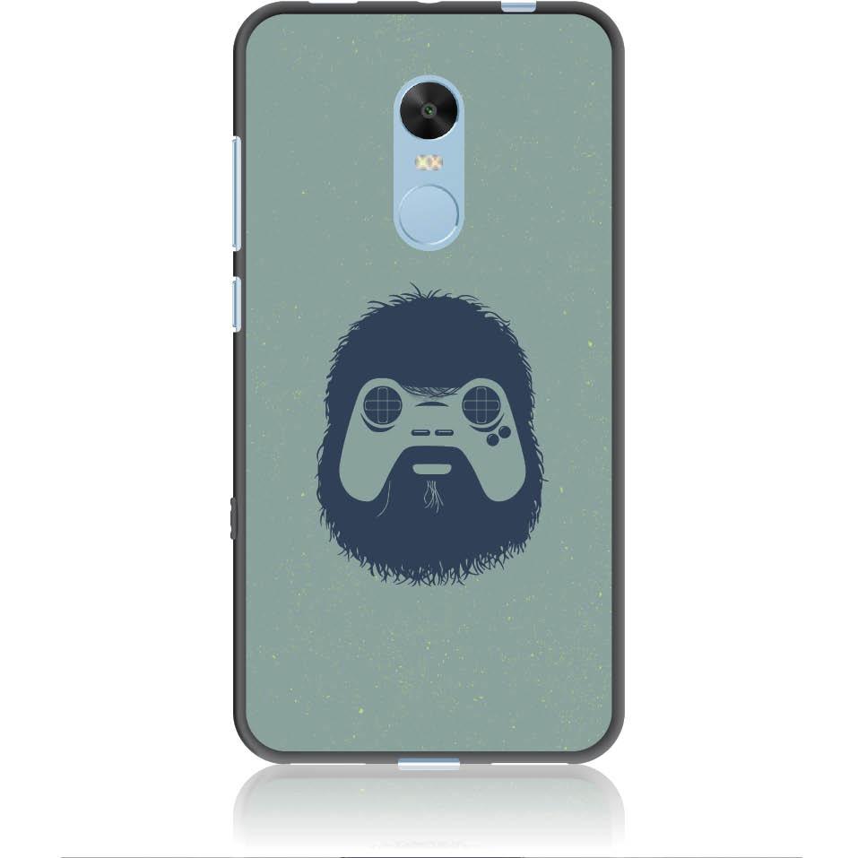 Game Face On Phone Case Design 50299  -  Xiaomi Redmi Note 4 -