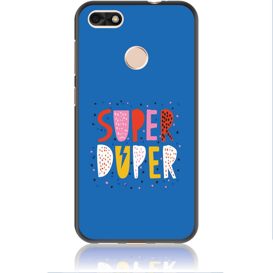 Case Design 50313  -  Huawei P9 Lite Mini  -  Soft Tpu Case