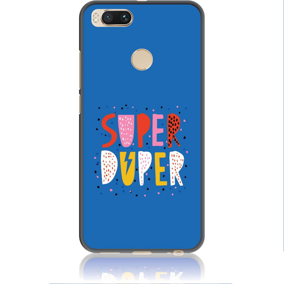 Case Design 50313  -  Xiaomi Mi A1  -  Soft Tpu Case
