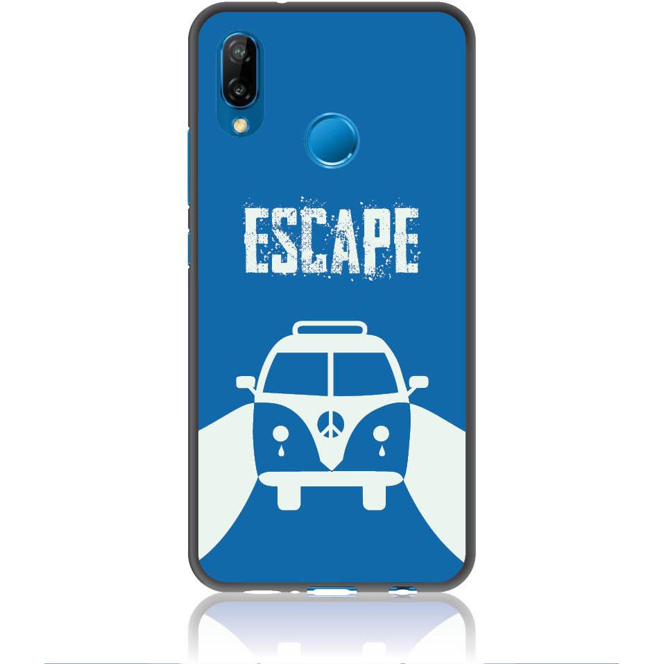 Escape For Life Phone Case Design 50314  -  Huawei P20 Lite  -  Soft Tpu Case