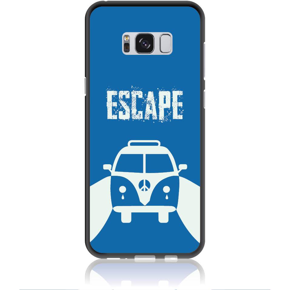 Escape For Life Phone Case Design 50314  -  Samsung Galaxy S8+  -  Soft Tpu Case