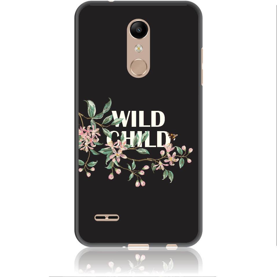 Case Design 50318  -  Lg K10 (2018)  -  Soft Tpu Case