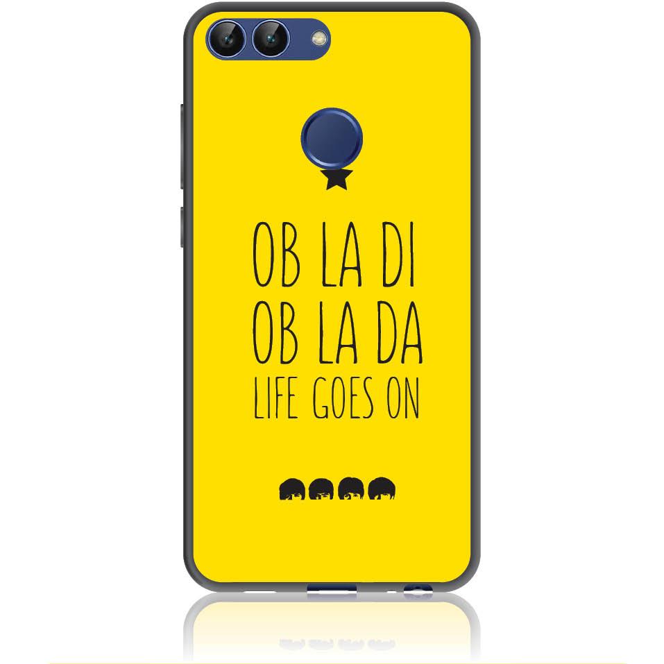 Case Design 50330  -  Huawei P Smart  -  Soft Tpu Case