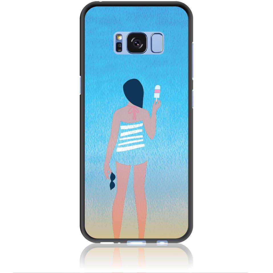 Delicious Summer Phone Case Design 50332  -  Samsung Galaxy S8  -  Soft Tpu Case