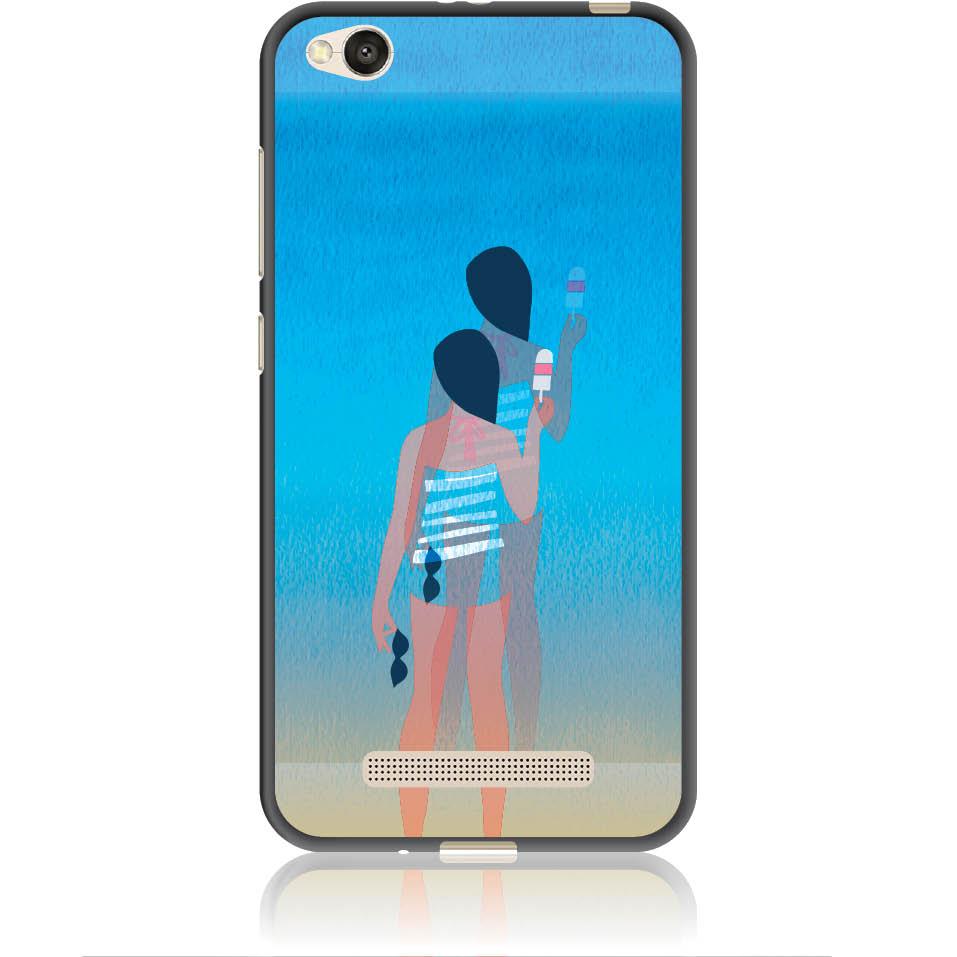 Delicious Summer Phone Case Design 50332  -  Xiaomi Redmi 4a  -  Soft Tpu Case