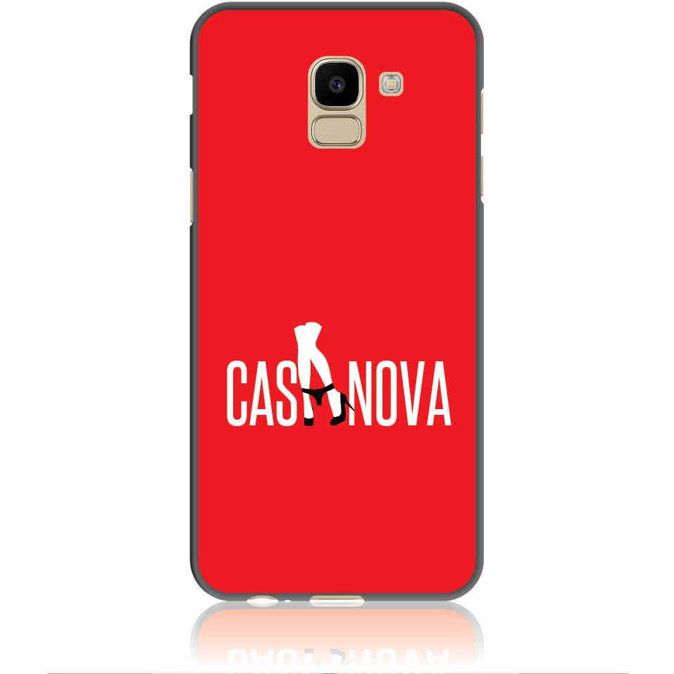 Case Design 50349  -  Samsung Galaxy J6  -  Soft Tpu Case