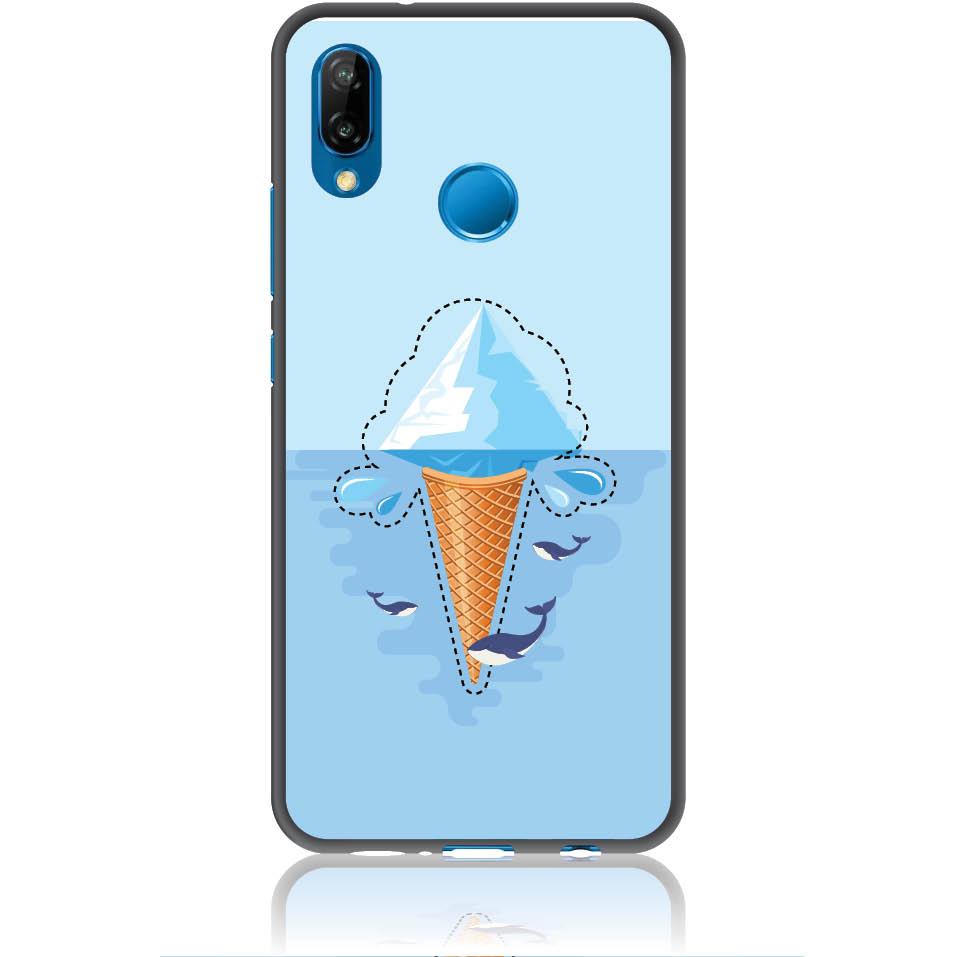 Case Design 50352  -  Huawei P20 Lite  -  Soft Tpu Case