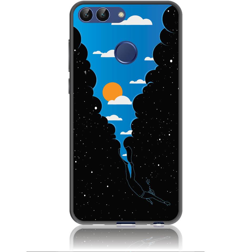 Case Design 50355  -  Huawei P Smart  -  Soft Tpu Case