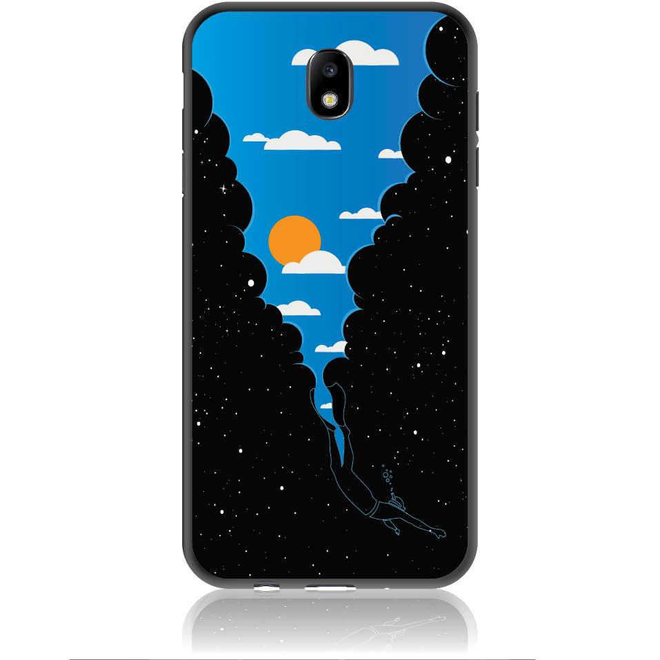 Case Design 50355  -  Samsung Galaxy J7 2017 ( J7 Pro J730)  -  Soft Tpu Case