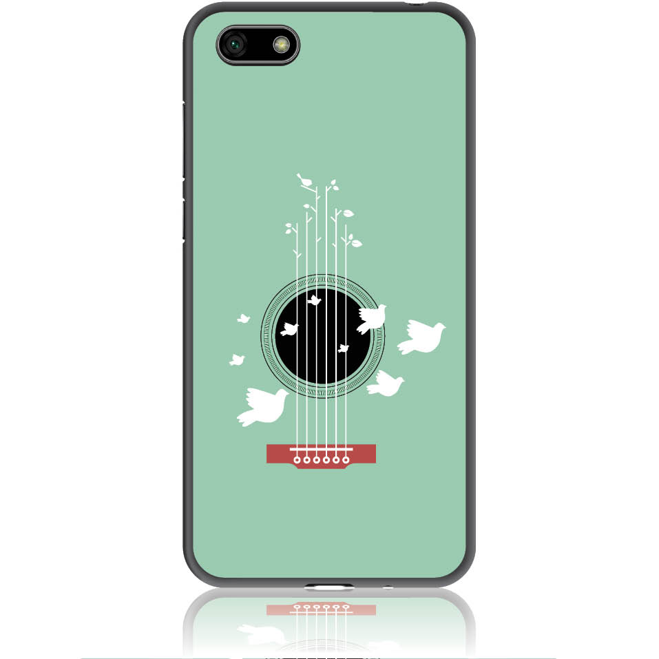Case Design 50365  -  Huawei Y5 2018  -  Soft Tpu Case