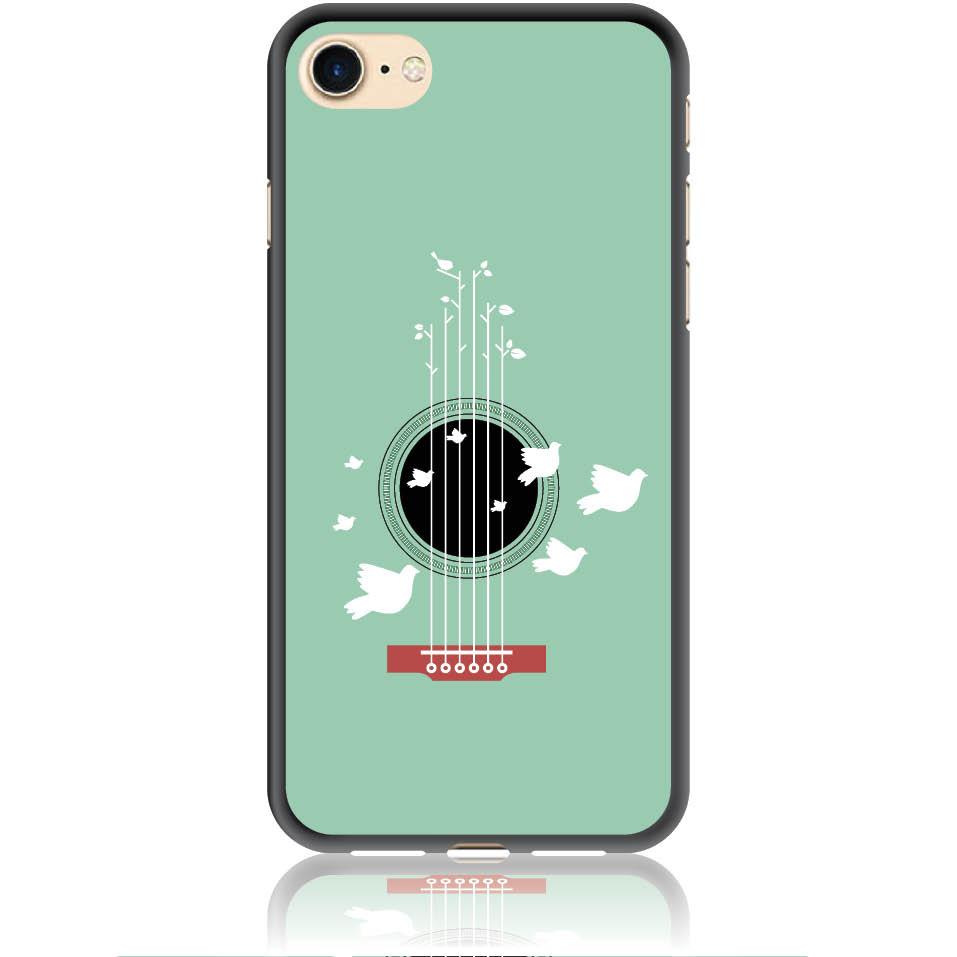 Case Design 50365  -  Iphone 8  -  Soft Tpu Case