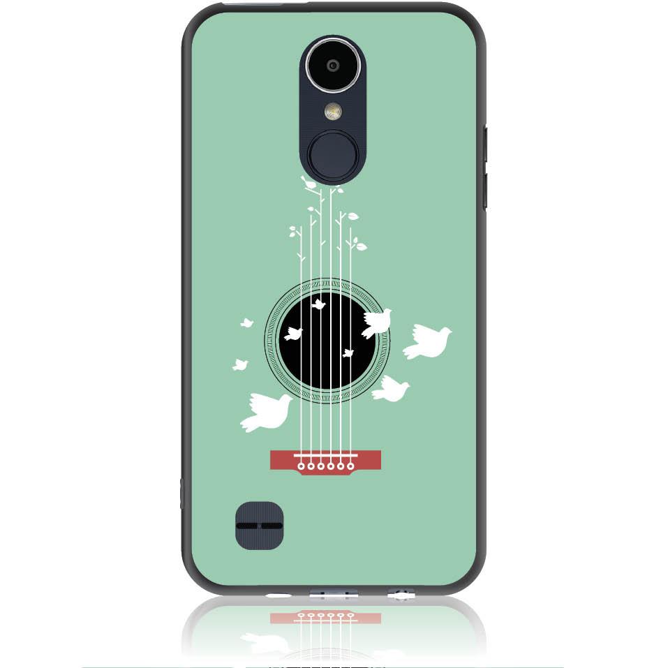 Case Design 50365  -  Lg K8 2017  -  Soft Tpu Case