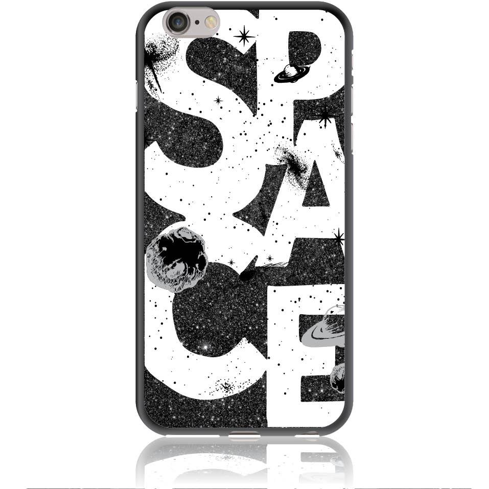 Space Art Phone Case Design 50375  -  Iphone 6/6s Plus  -  Soft Tpu Case