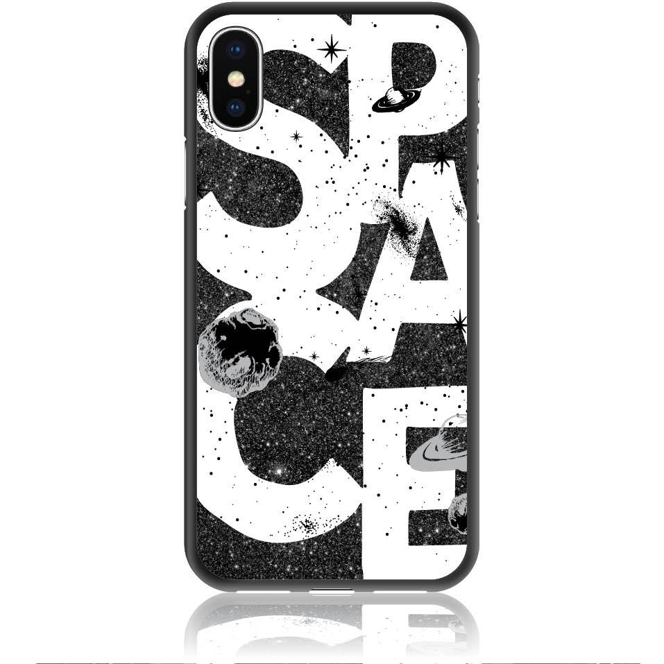 Space Art Phone Case Design 50375  -  Iphone X  -  Soft Tpu Case