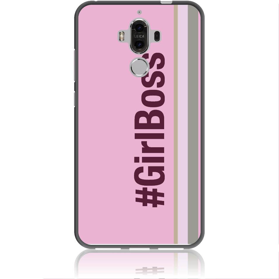 Case Design 50386  -  Huawei Mate 9  -  Soft Tpu Case