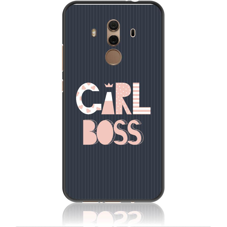 Case Design 50394  -  Huawei Mate 10 Pro  -  Soft Tpu Case