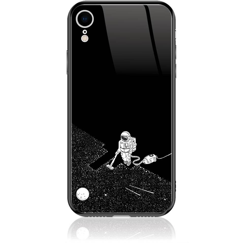 Space Vacuum Phone Case Design 50003  -  Iphone Xr  -  Tempered Glass Case