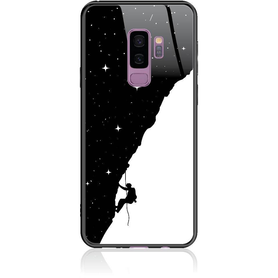 Case Design 50006  -  Samsung Galaxy S9+  -  Tempered Glass Case