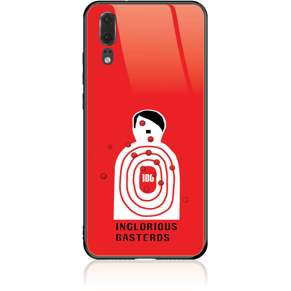 Case Design 50010  -  Huawei P20  -  Tempered Glass Case