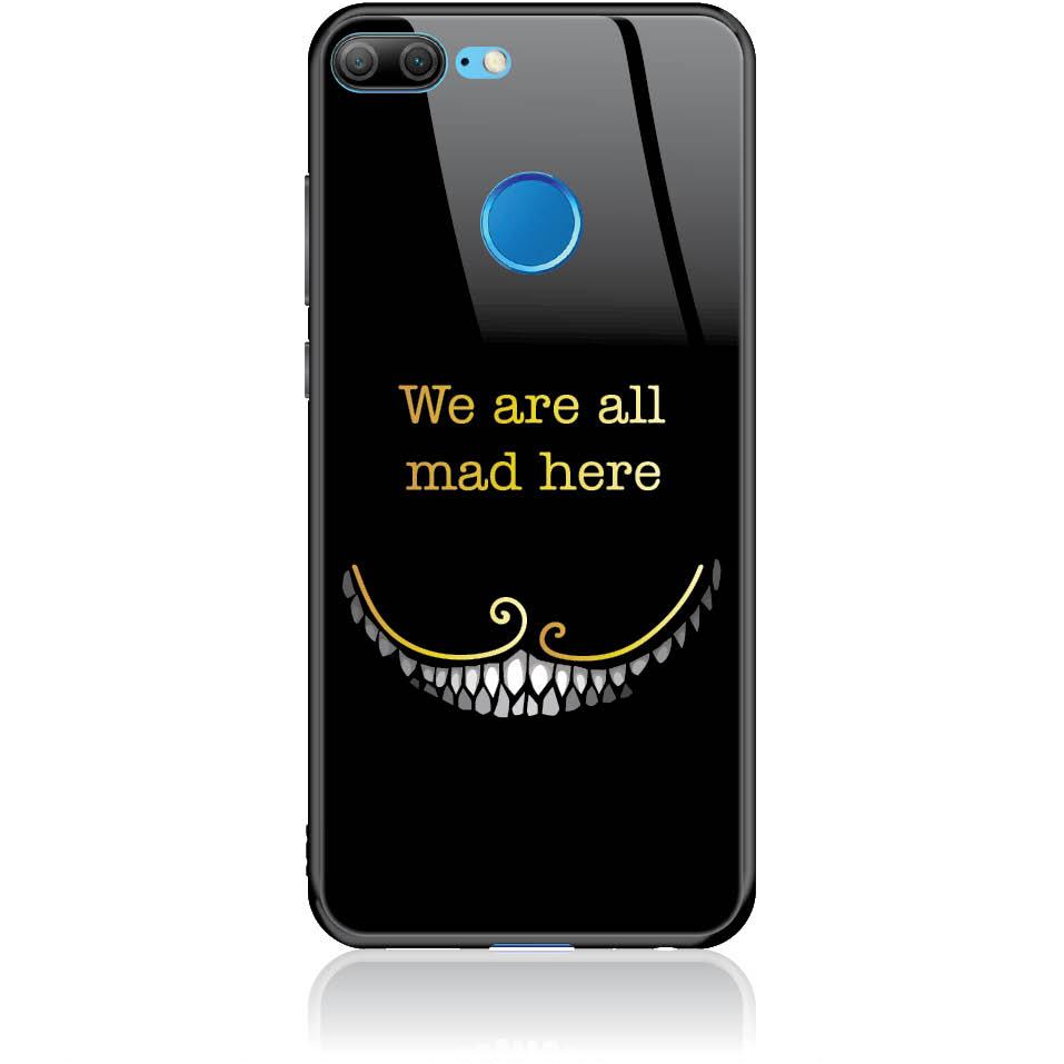 Case Design 50033  -  Honor 8x  -  Tempered Glass Case