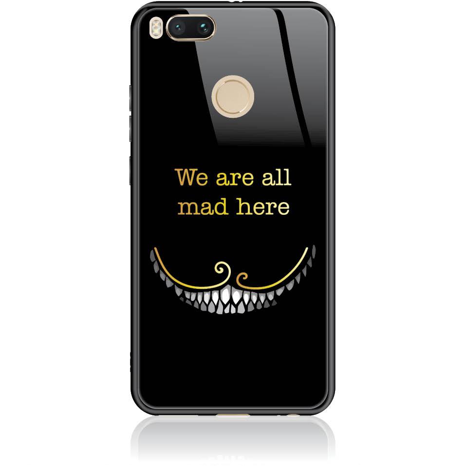 Case Design 50033  -  Xiaomi Mi 5x  -  Tempered Glass Case