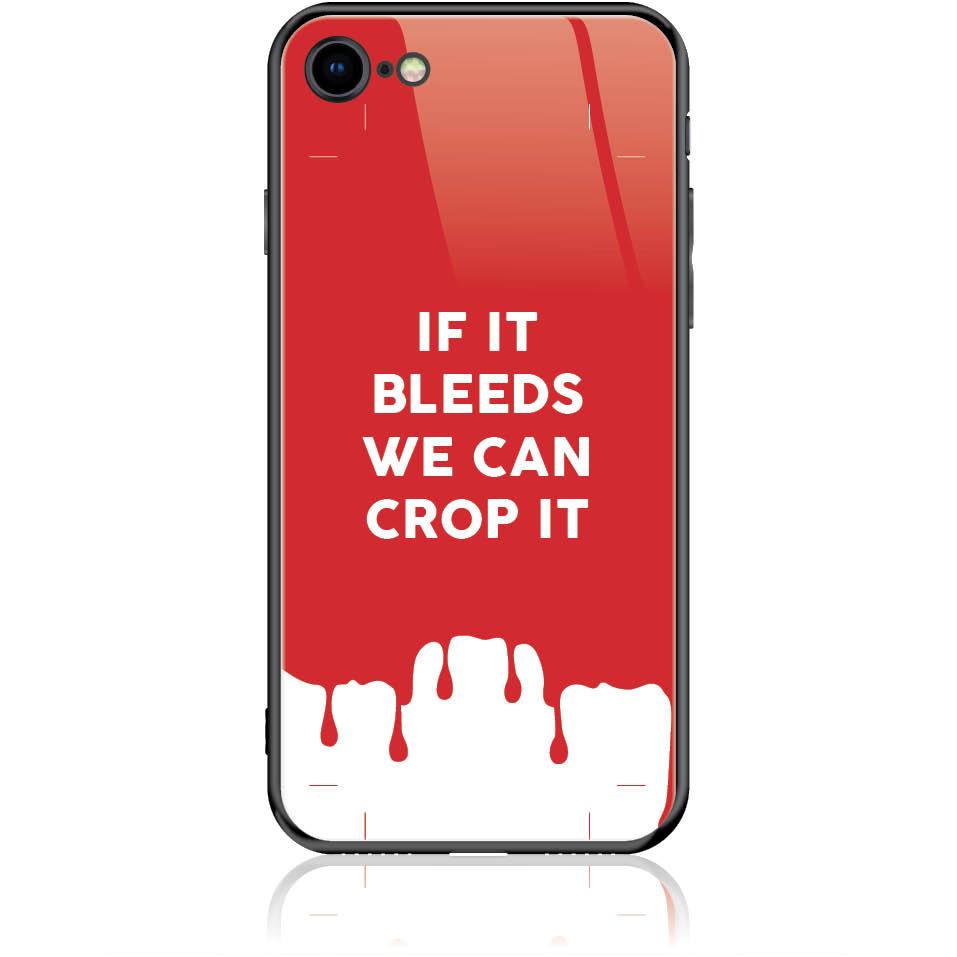 Case Design 50054  -  Iphone 7  -  Tempered Glass Case