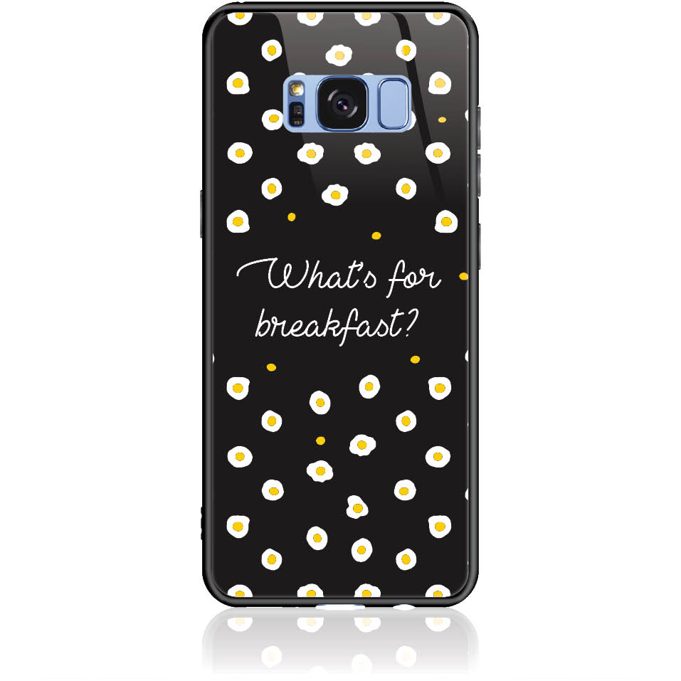 Case Design 50065  -  Samsung Galaxy S8  -  Tempered Glass Case