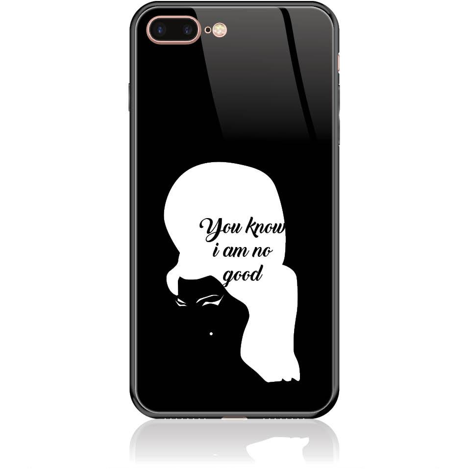 Case Design 50071  -  Iphone 7 Plus  -  Tempered Glass Case