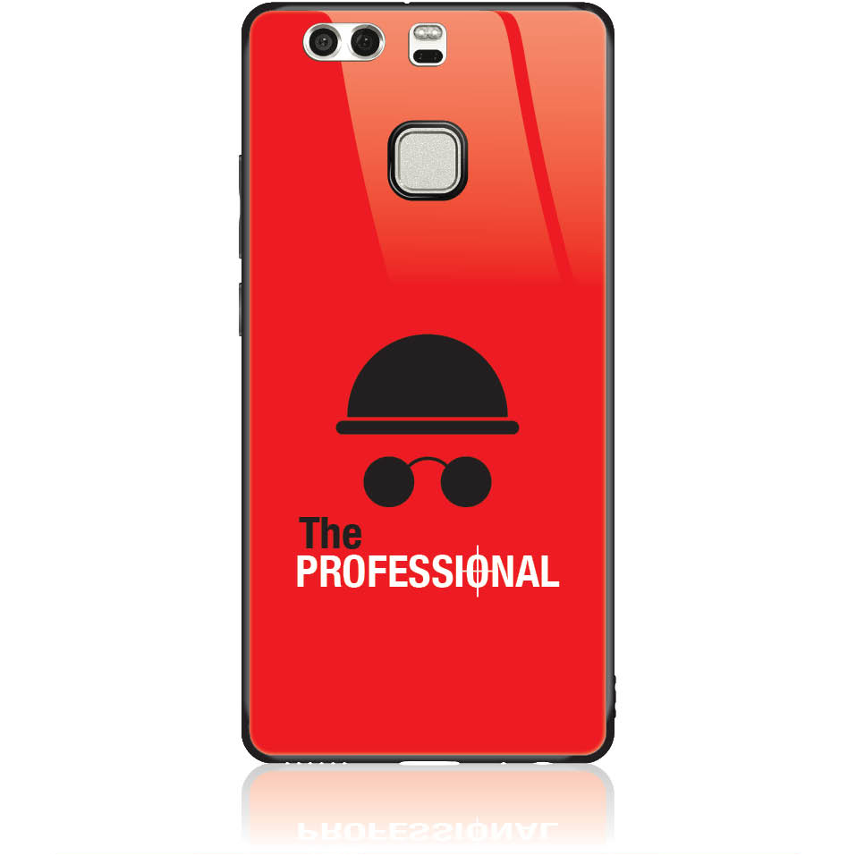 Case Design 50081  -  Huawei P9  -  Tempered Glass Case