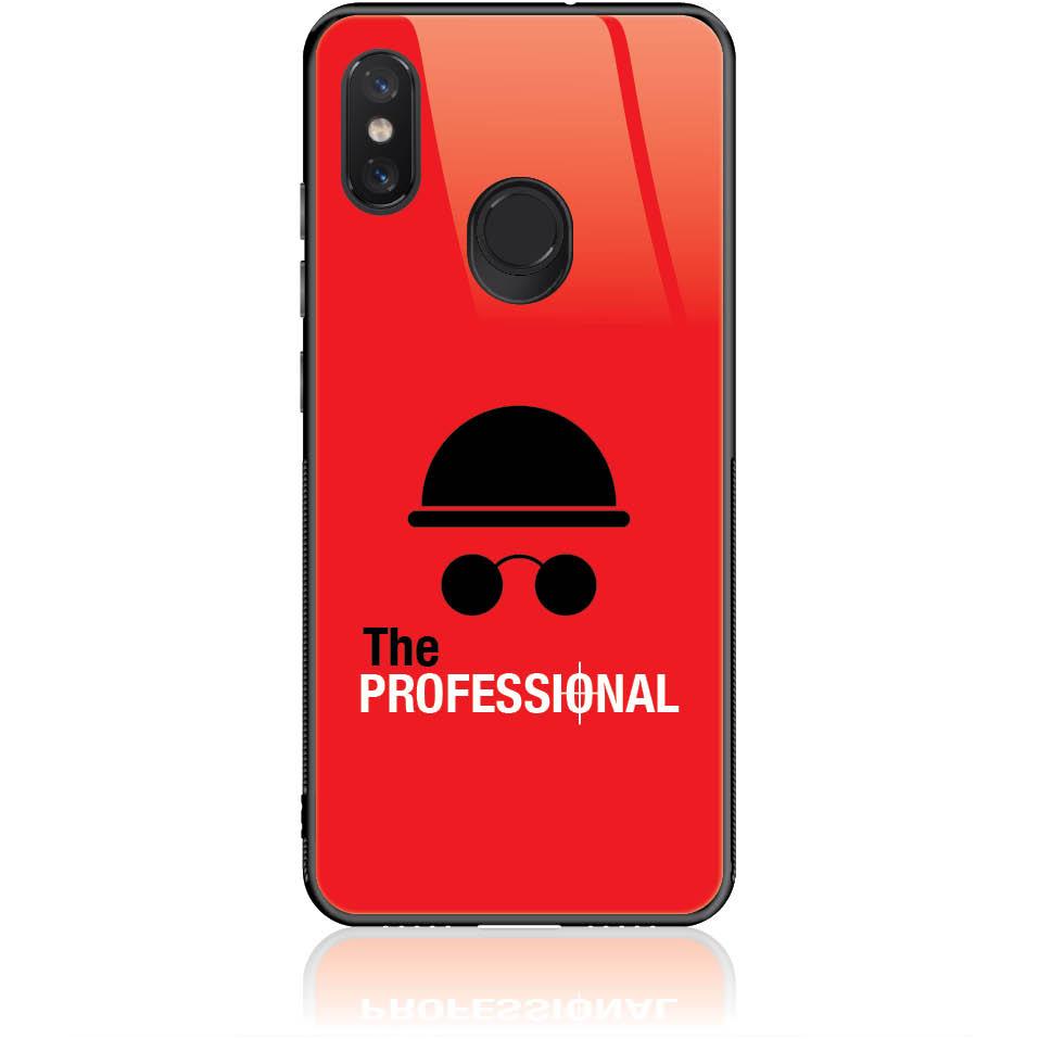 Case Design 50081  -  Xiaomi Mi 8  -  Tempered Glass Case