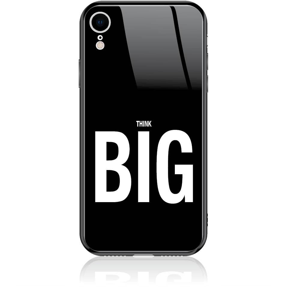 Case Design 50089  -  Iphone Xr  -  Tempered Glass Case