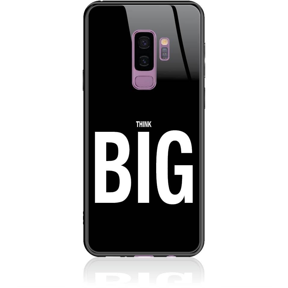 Case Design 50089  -  Samsung Galaxy S9+  -  Tempered Glass Case