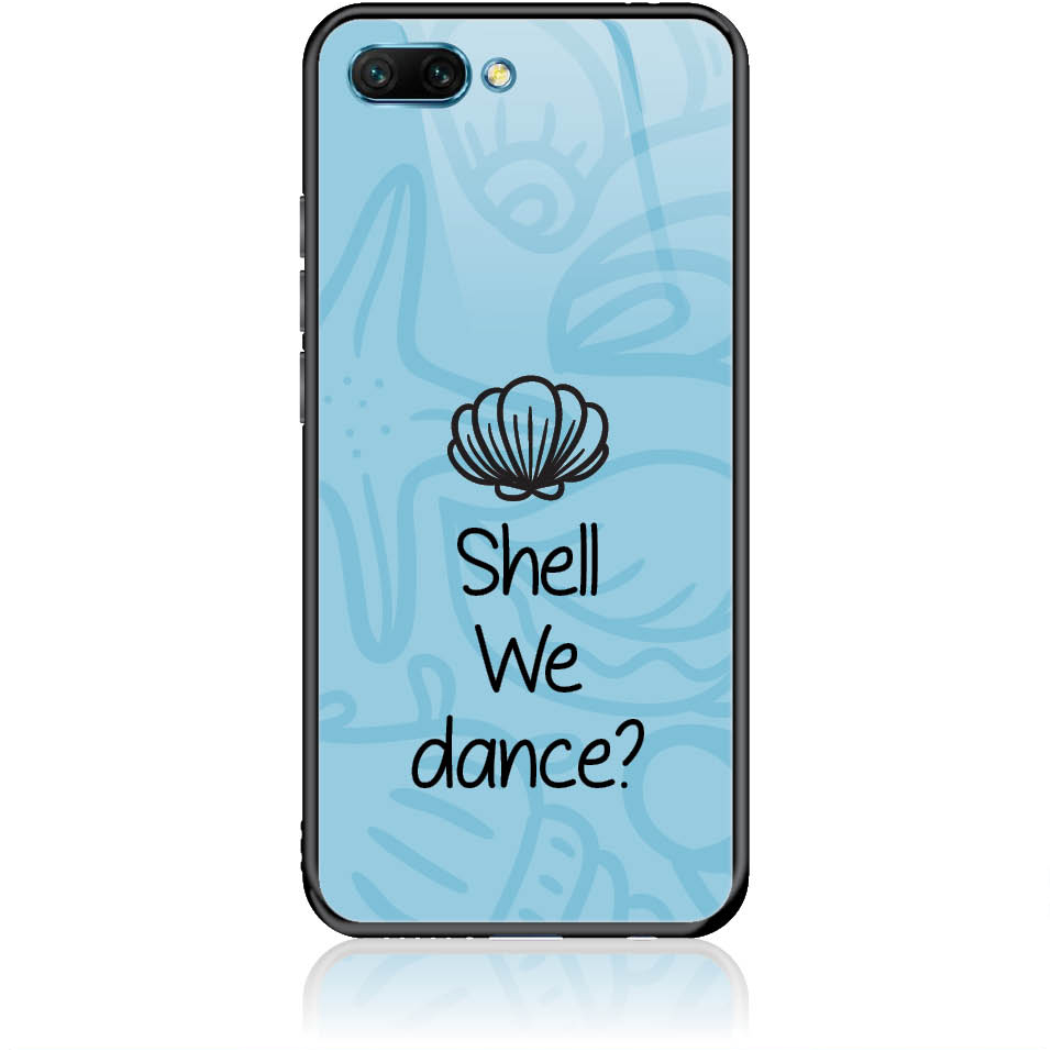 Sell We Dance Phone Case Design 50118  -  Honor 10  -  Tempered Glass Case