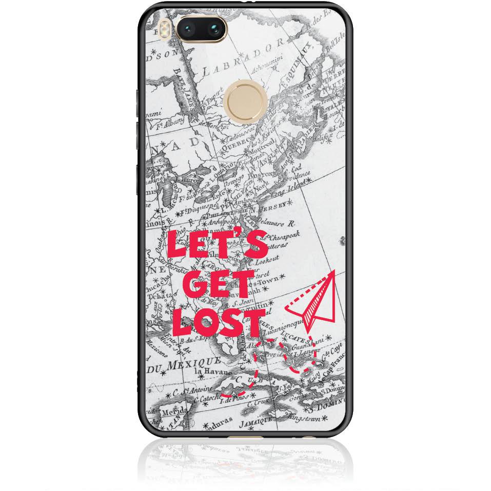 Case Design 50163  -  Xiaomi Mi 5x  -  Tempered Glass Case