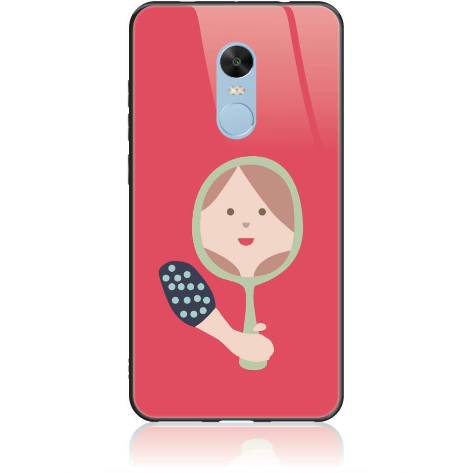 Mirro Mirror Phone Case Design 50164  -  Xiaomi Redmi Note 4 -